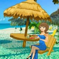 Play WowEscape Beach Hungry Gi…