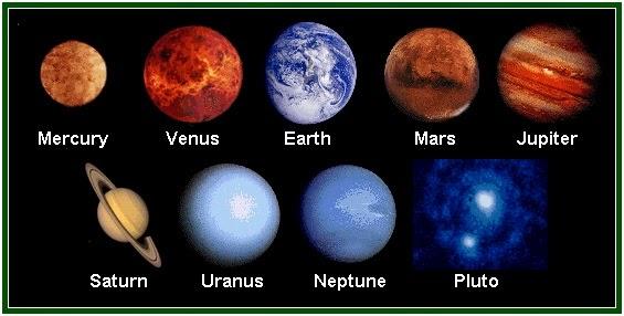 HelenaBlavatskyOrg Planetary Mysteries of Our Solar System