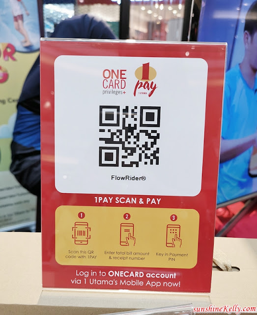 1 Utama Cashless, 1PAY e-Wallet, ONESHOP e-Commerce, 1 Utama Shopping Centre, 1 Utama, Cashless Society, Shopping, e-wallet, e-commerce, Malaysia 1st shopping mall e-wallet, Malaysia 1st shopping mall e-commerce, lifestyle