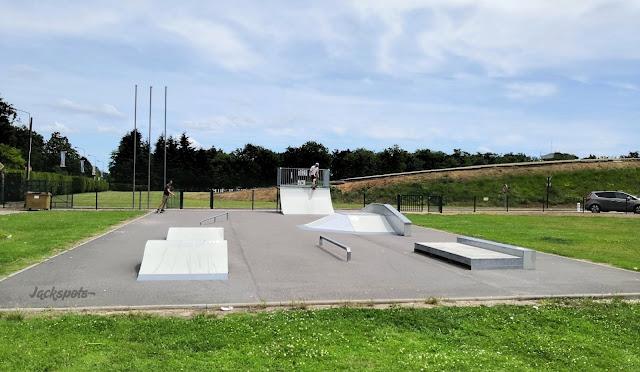 skatepark Nemours