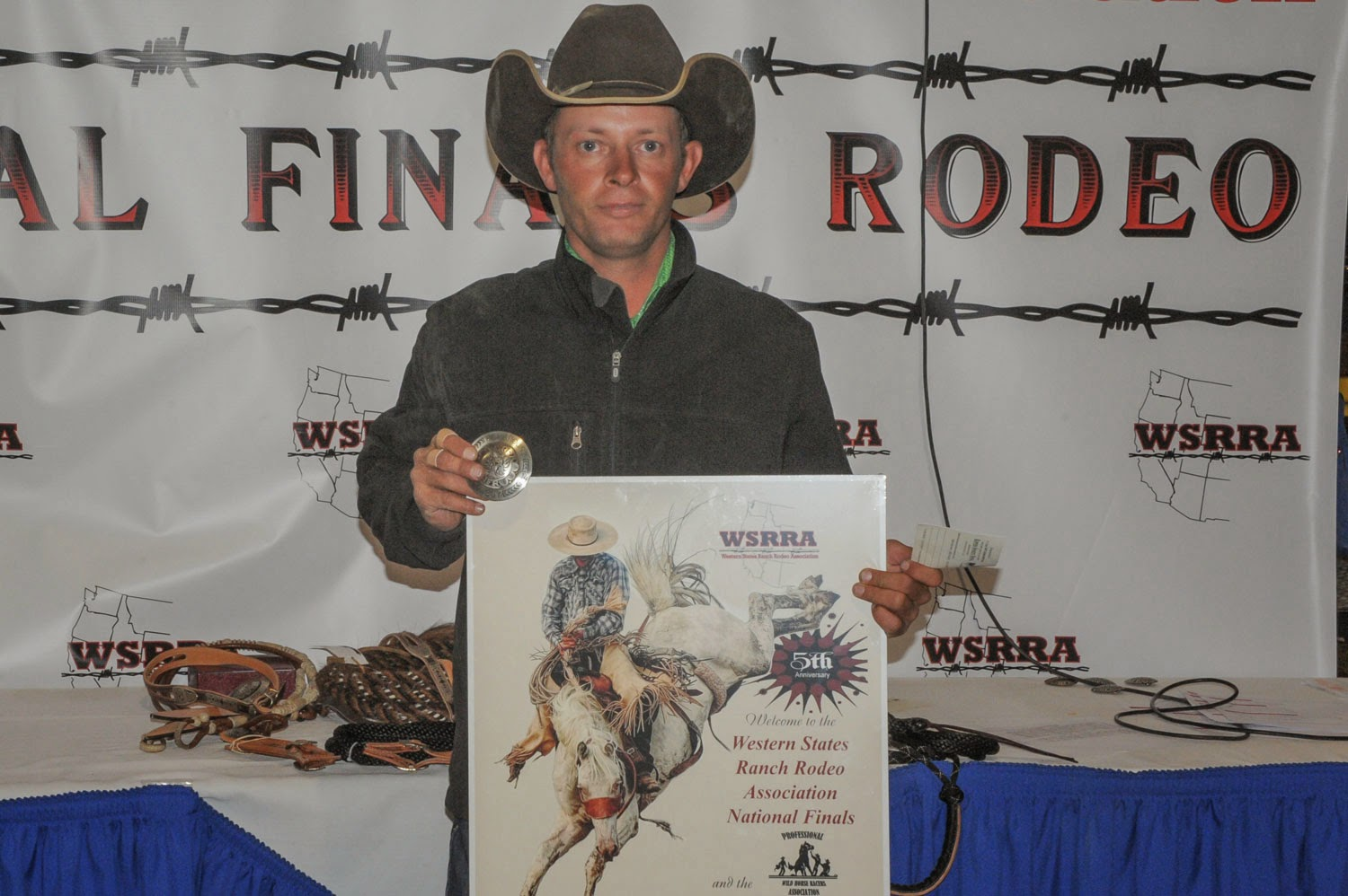 Article In The December Rodeo News