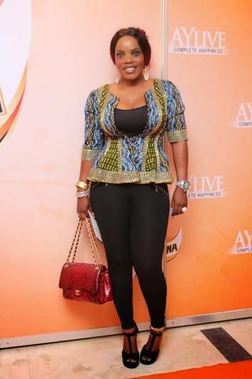 nollywood ay live show 2015