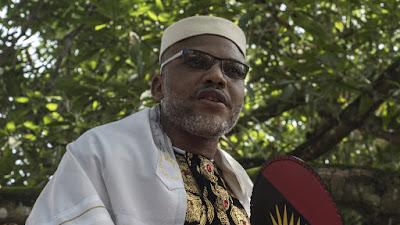 Nigeria set to report Kanu to UK govt for inciting violence