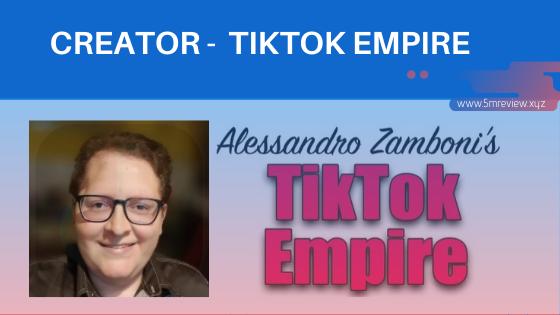TikTok Empire Review