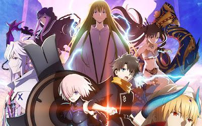 Fate/Grand Order: Zettai Majuu Sensen Babylonia Episode 1 - 11