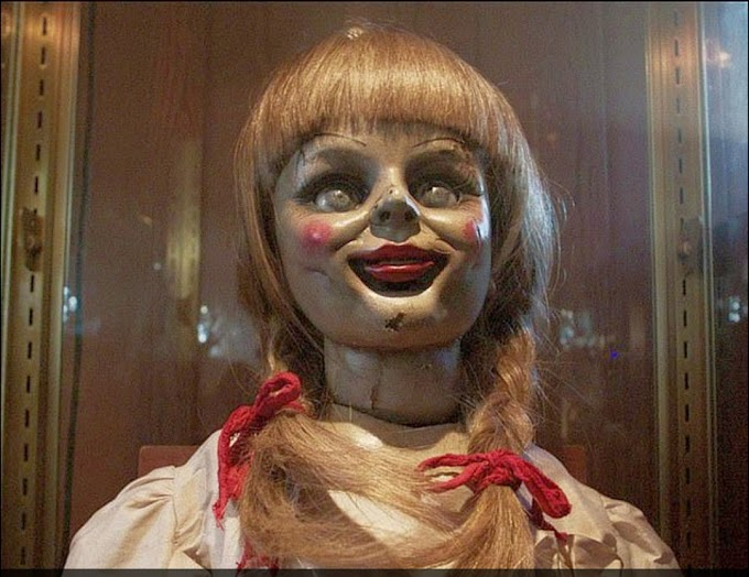 """Infamous Haunted Doll """"Annabelle"""" Escapes From Occult Museum, Sends Chills Down The Spines of People"""