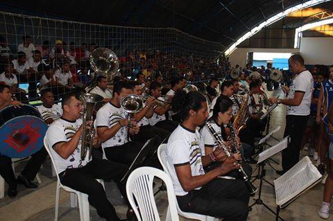 Contramestre Dário Santos é o novo Maestro da Orquestra Municipal Tenente Nicácio de Delmiro Gouveia