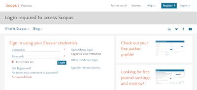 situs jurnal internasional SCOPUS