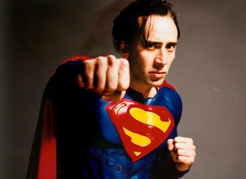 Кевин Смит рассказал о сюжете отменённого кинокомикса «Супермен жив» с Николасом Кейджем
