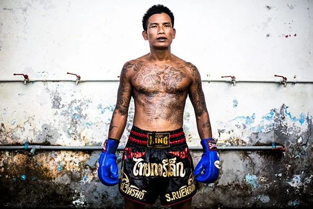 Presos en Tailandia pueden ganar su libertad por combate