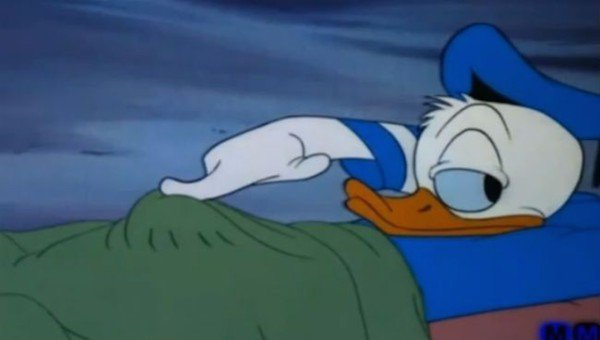 Unfortunately, Your Childhood Cartoons Weren't As Innocent As You Thought (Photos) - Explain this though, Donald!