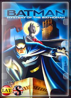 Batman: El Misterio de Batwoman (2003) HD 1080P LATINO/INGLES