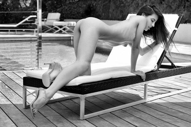 Sylvio Testa 500px fotografia mulheres modelos sensual nudez preto e branco provocante corpos seios bundas