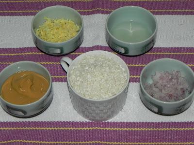 receita risotto amendoim