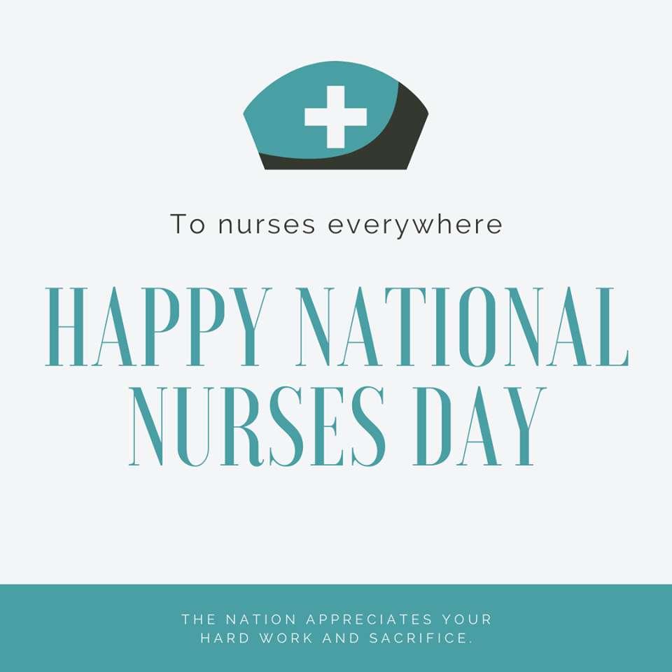 National Nurses Day Wishes Photos