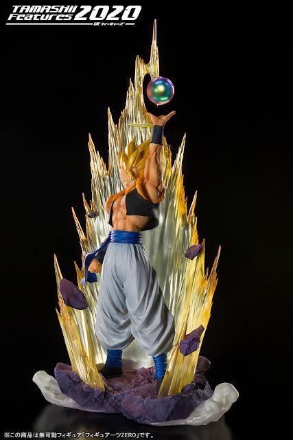 Figuarts Zero Super Saiyan Gogeta Fusion Reborn