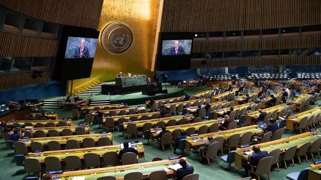 FRANCIA DESMIENTE QUE VAYA A CEDER SU ASIENTO EN LA ONU A LA UE