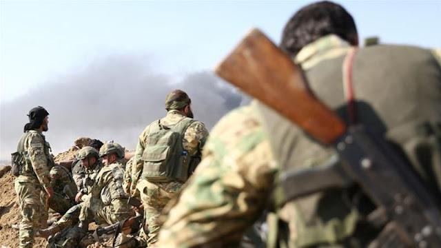 Συρία: Επίθεση ανταρτών με την στήριξη της Τουρκίας
