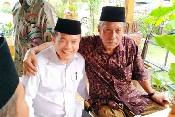 haris-sani gubernur dan wakil gubernur jambi