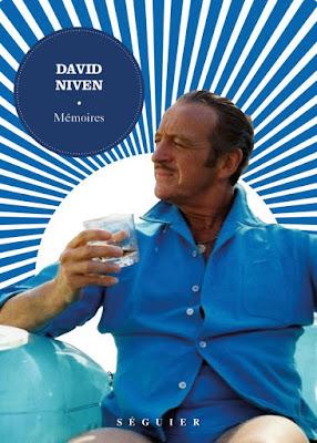 David Niven mémoires livre CINEBLOGYWOOD