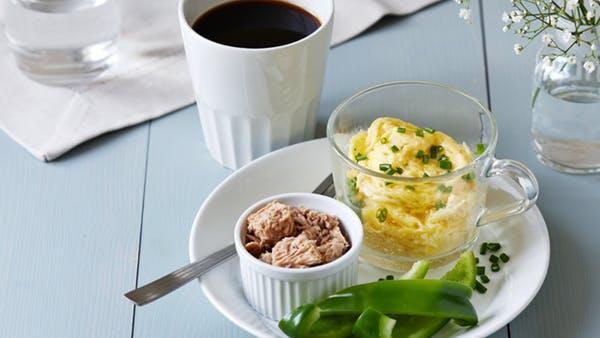 Breakfast ideas - Page 2 Scrambledeggsinmug