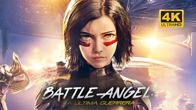 Battle Angel: La última guerrera (2019) Web-DL 4K UHD 2160p Latino-Ingles