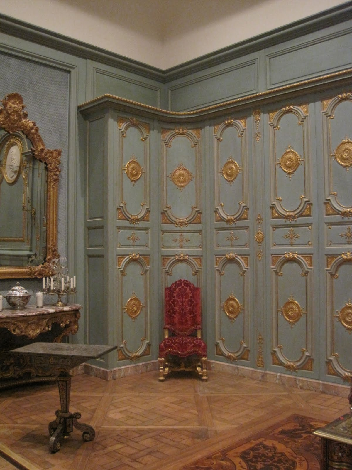 Of All Design Baroque Interiors