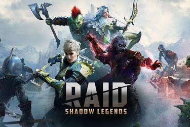 Tutorial Bermain Raid: Shadow Legends