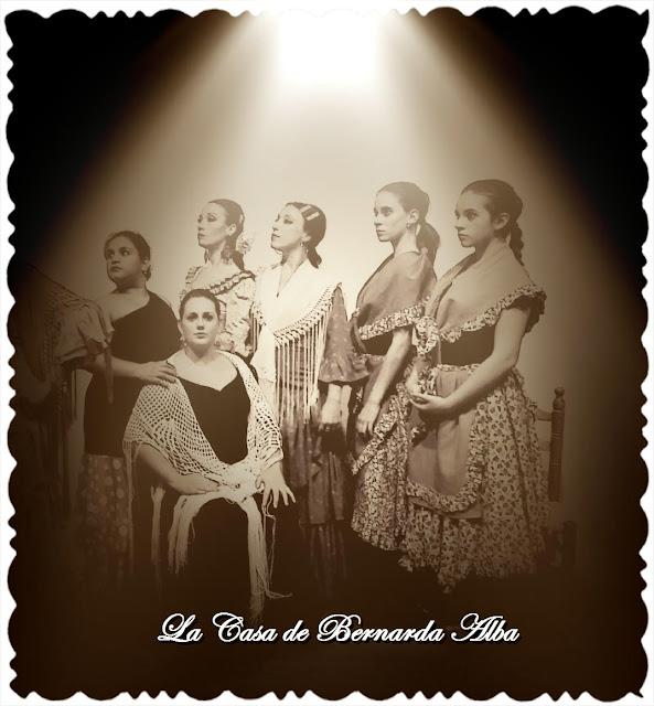 Casting y audición para la obra La Casa de Bernarda Alba