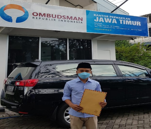 Terkait Dugaan Ijazah Palsu, Mantan Kades Dilaporkan ke Ombudsman