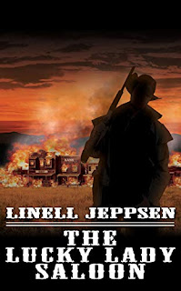 The Lucky Lady Saloon - a story about revenge by Linell Jeppsen