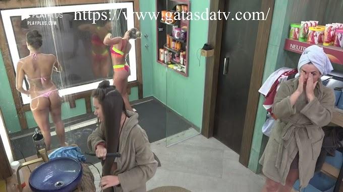 Carol Narizinho e Victória Villarim - A Fazenda 12 #1