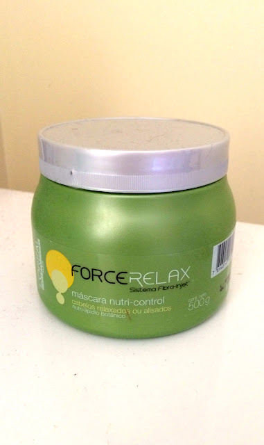 mascara loreal force relax low poo