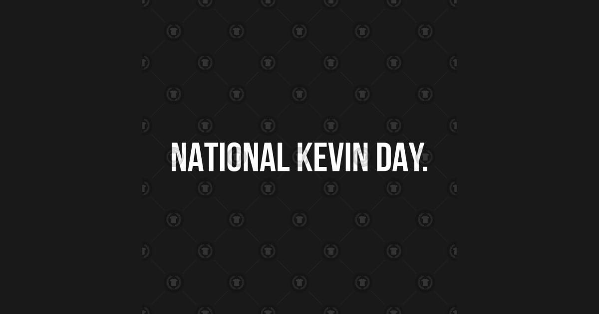 National Kevin Day Wishes For Facebook