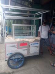 Permohonan Bantuan Gerobak Mie Bakso dari Umat Lingkungan St Petrus Volker Wilayah 1 Paroki St. Fransiskus Xaverius Tanjung Priok Jakarta Utara