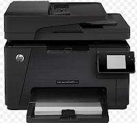 HP Color Laserjet Pro MFP M177FW Drucker Download