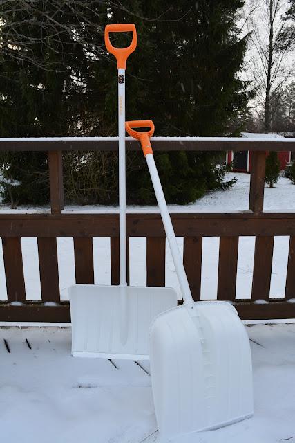 fiskars lumityökalut snowxpert