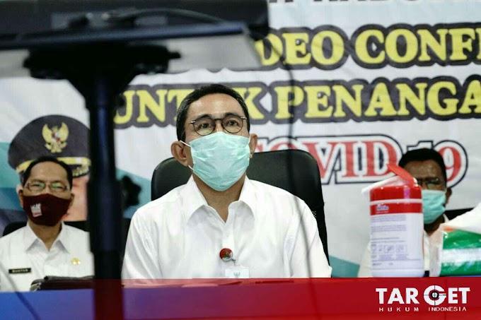 Bupati Haryanto : Dua PDP Positif Corona Pati Dinyatakan Sembuh