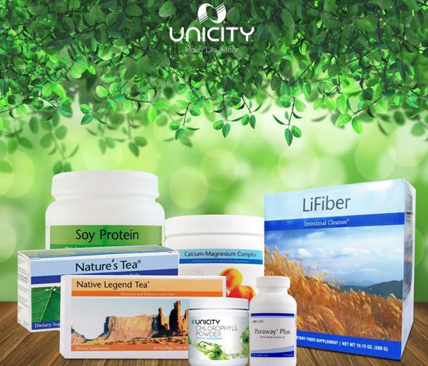 Unicity vitamin (Nhập khẩu USA)