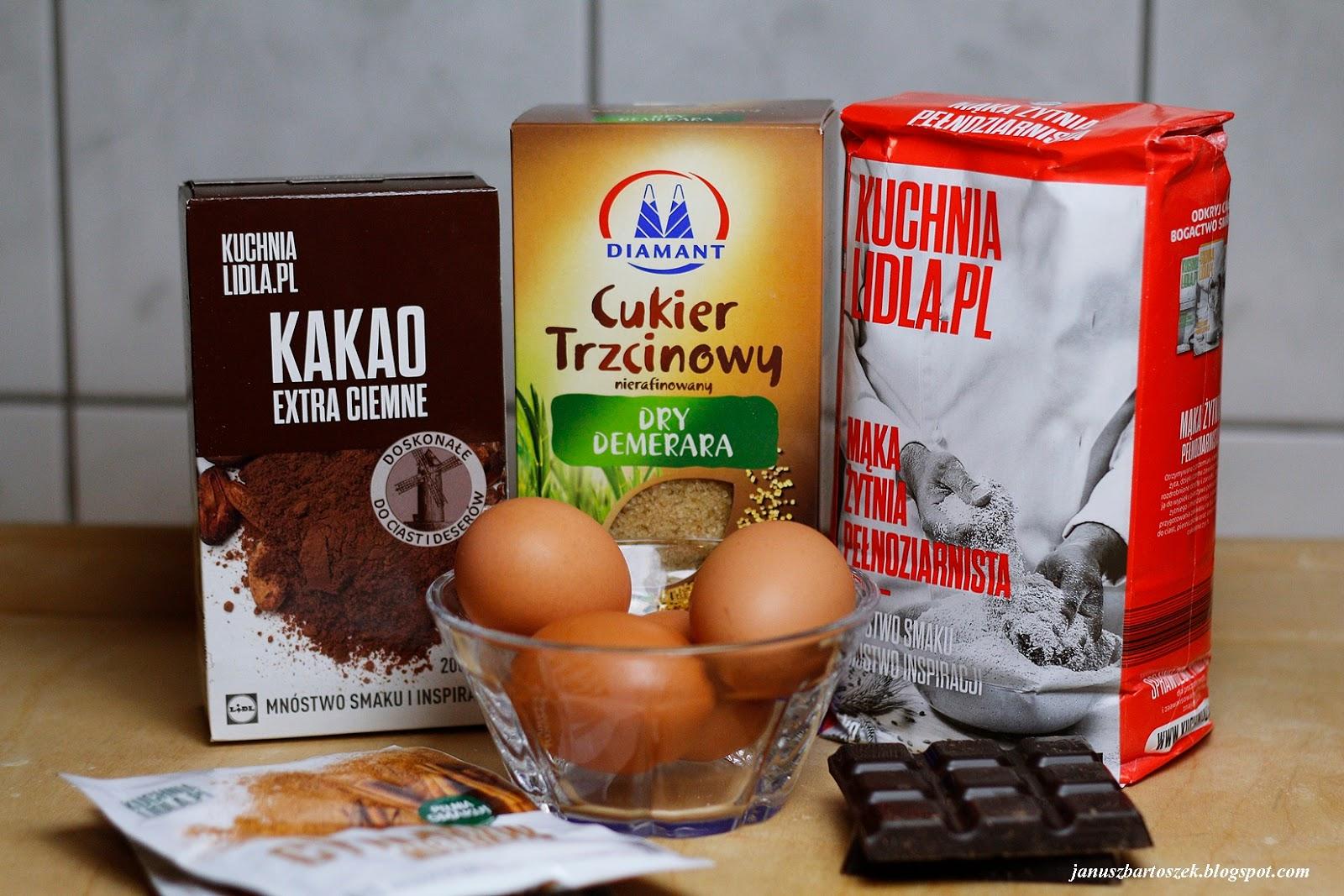 Kuchnia Lidla Pierniki