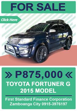 Fortuner G-2015