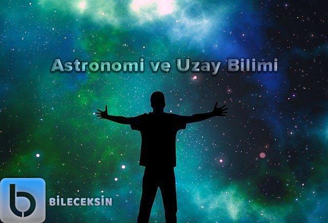 Astronomi ve Uzay Bilimleri Bölümü İş İmkânları Nelerdir?