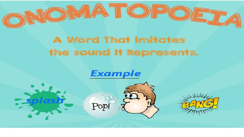 Onomatopoeia Dunia Blog