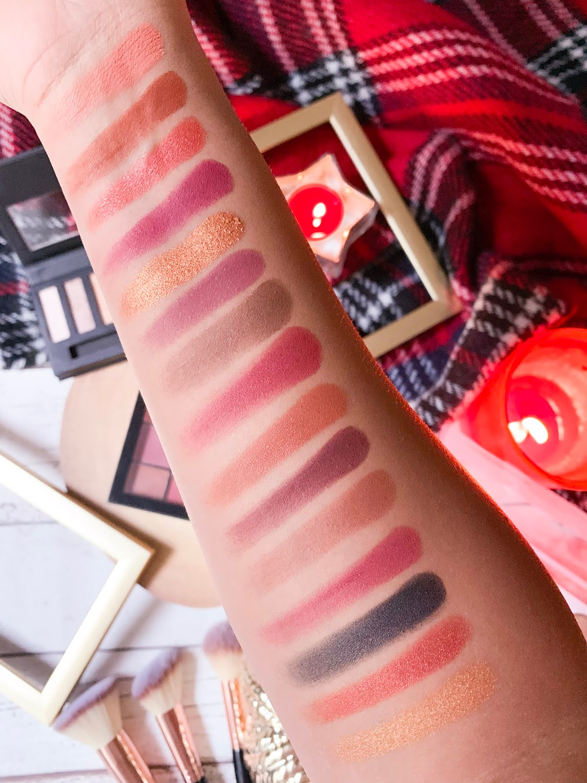 Top 3 Affordable Palettes For Autumn - Revolution Swatch