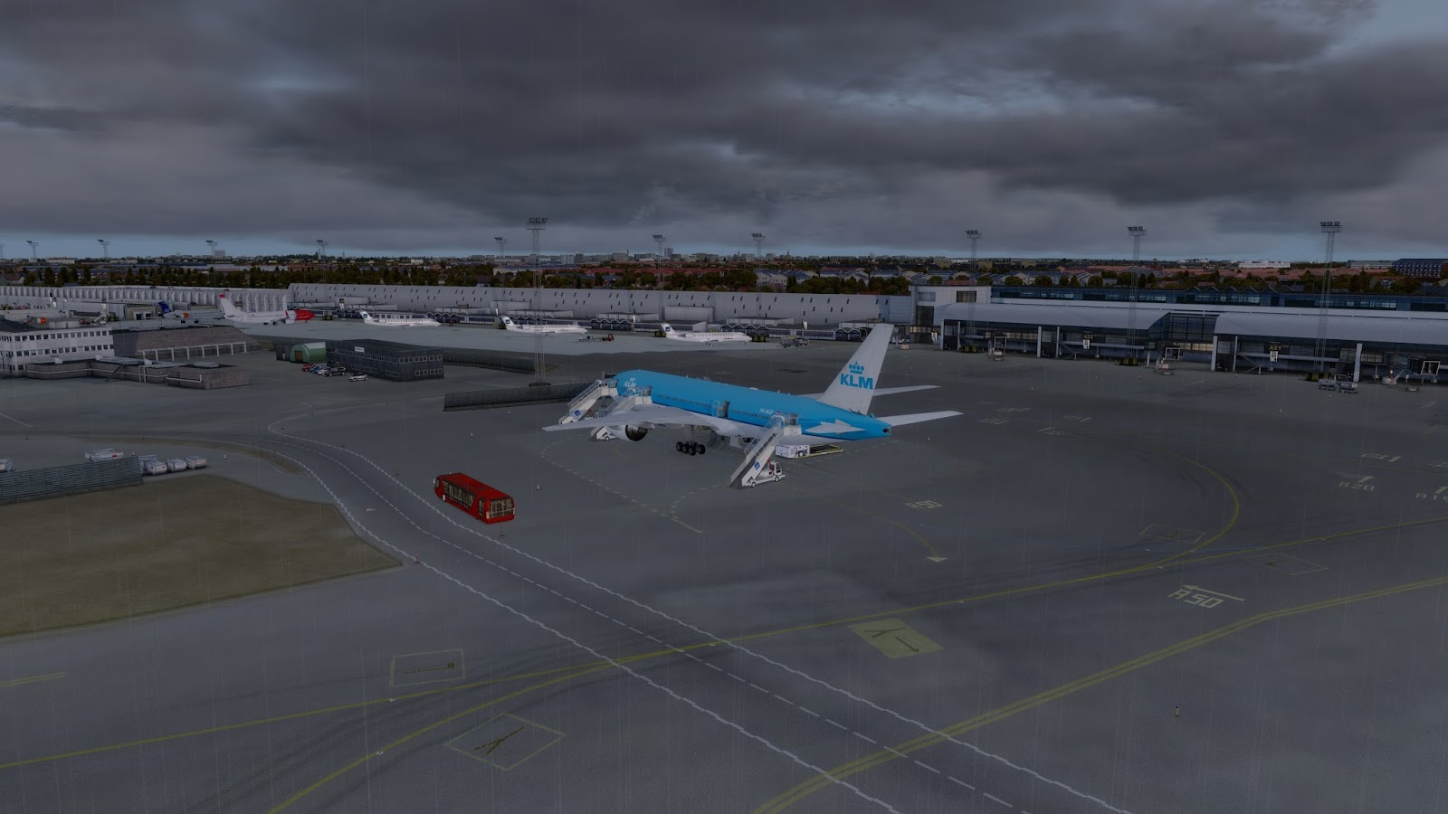 For Love Of Sim: FLYTAMPA COPENHAGEN