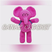 http://amigurumislandia.blogspot.com.ar/2018/09/amigurumi-elly-la-elefanta-canal-crochet.html