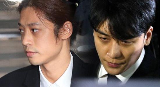 버닝썬 '정준영, 승리' 성매매 알선 단톡방 내용 공개