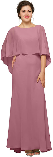 Cheap Chiffon Mother of The Bride Dresses