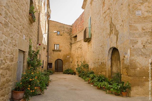 Calaceite pueblo bonito España Teruel viaje escapada