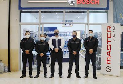 Master Auto Bosch abre dos tiendas